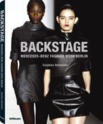 Teneues Backstage Mercedes-Benz fashion week Berlin