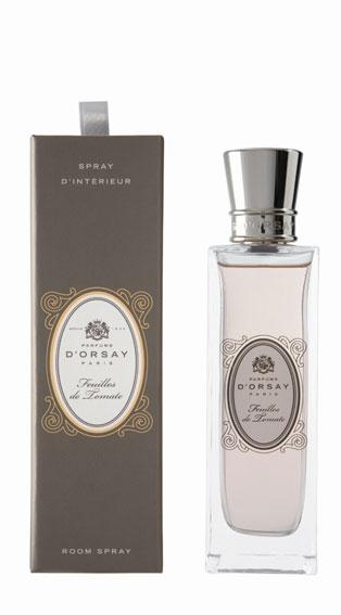 Parfums d'Orsay / Spray Feuilles de Tomate