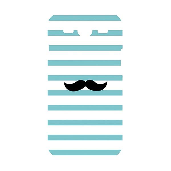 Les Invasions Ephémères / Coque moustache pour Samsung Galaxy S3