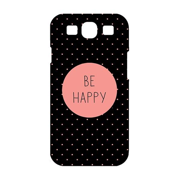 Les Invasions Ephémères / Coque Be happy pour Samsung Galaxy S3