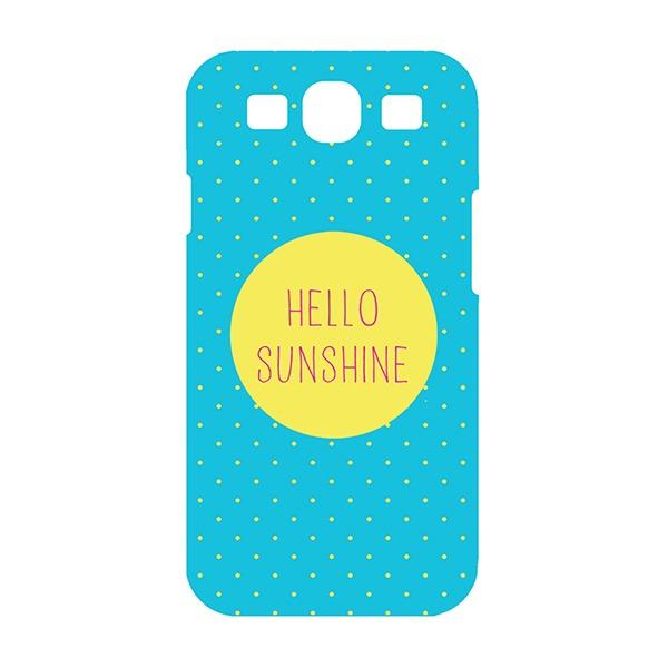 Les Invasions Ephémères / Coque Hello Sunshine pour Samsung Galaxy S3