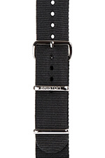 Briston Bracelet Nato noir 280mm