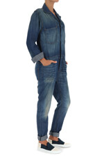6397 Combipantalon en denim