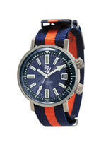 LIP Montre Nautic - Ski  Automatic Blue