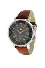 LIP Montre Nautic - Ski Automatic Brown