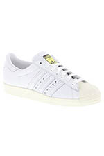 Adidas Originals Superstar 80s dlx white/cream white
