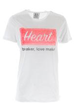 "Zoé Karssen Tee shirt ""Heart breaker, love maker"""