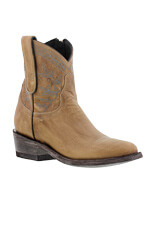 Mexicana Boots polozipper Bone vesuvio / Grey