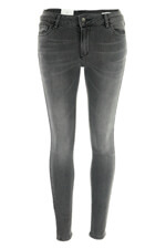 Anine Bing Mid rise skinny washed