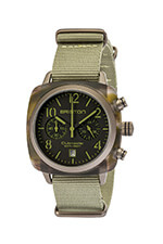 Briston Clubmaster Classic Chronographe Jungle