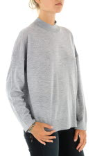6397 Pull mock turtleneck