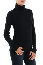 6397 Pull ribbed turtleneck
