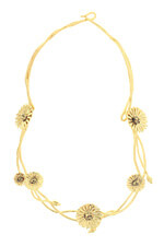Aurélie Bidermann Collier Athina
