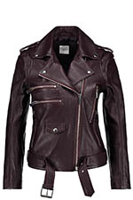 Anine Bing Biker Leather Jacket