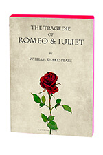 Slow Design Mute BookThe Tragedie of Romeo & Juliet