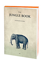 Slow Design Mute Book The Jungle Book
