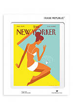 Image Republic The Newyorker 101 Dropped call 40 x 50 cm
