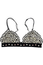 Love Stories Soutien Gorge Reggipetto geometric print