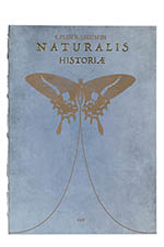 Slow Design Mute Book Naturalis Historiae