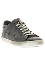Golden Goose Sneakers Superstar black skate