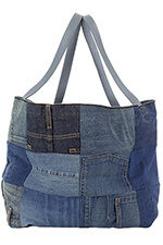 6397 Tote bag Patchwork