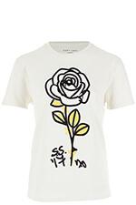 6397 Tee-shirt marker Rose