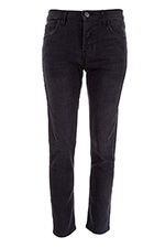 Current Elliott The Slouchy Skinny noir
