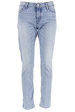 Hudson Jean Riley Crop relaxed straight - Heavy Hitter