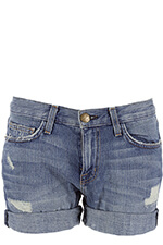 Current Elliott The boyfriend short avec revers