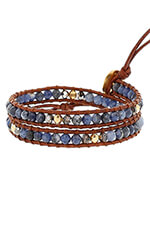 Chan Luu Bracelet double Solidate Mix