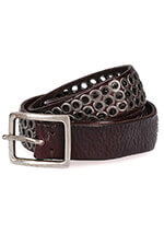 Golden Goose Ceinture Rivets