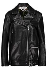 Fête Impériale Biker jacket Joséphine  Garden lining