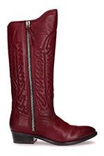 Golden Goose Boots Albernathy en cuir