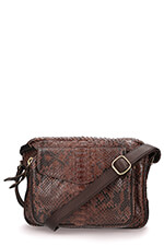 Claris Virot Sac big Charly marron