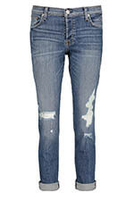Hudson Jean Riley Crop relaxed straight - Optimize