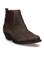 Golden Goose Boots Crosby Roses Jacquard