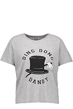 Zoé Karssen Tee shirt Ding Dong Dandy