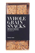 Nicolas Vahé Wholegrain Crackers with Mixed Seeds 100g