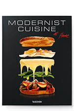 Taschen Modernist cuisine at home