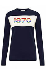 "Bella Freud Pull ""1970"" Rainbow"