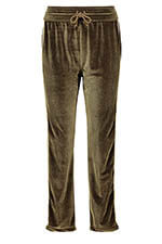 Mother Pantalon The Lounger Ankle