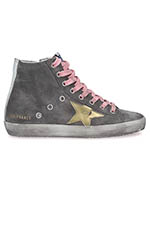Golden Goose Sneakers Francy grises