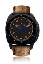 "Ralf Tech Montre WRX""V"" Automatique California black"
