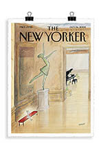 Image Republic The New Yorker 149 Sempe Above All No Faux Pas