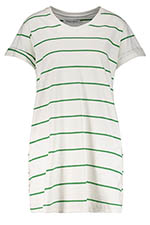 Margaux Lonnberg Robe Andreas Green Stripes