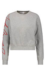 Re / Done Sweat Cindy classic crewneck