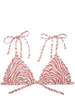 Love Stories Haut de maillot de bain Joy Zebra