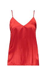 Anine Bing Top red