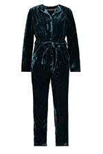 Fabric Copenhagen Combi-pantalon en velours