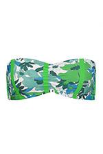 Roseanna Haut de bikini bandeau Hawaï Flume